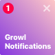 GrowlNotification.Pro - Powerful Growl Notifications JavaScript Plugin - CodeCanyon Item for Sale