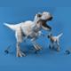 Dinosaur Mesh