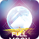 Full Moon Flyer - GraphicRiver Item for Sale