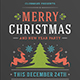 Christmas Party Flyer Invitation Template - GraphicRiver Item for Sale