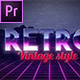 Retro Title - VideoHive Item for Sale