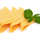 cheese slices isolated - PhotoDune Item for Sale