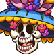 Mexican Catrina - GraphicRiver Item for Sale