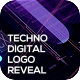 Techno Digital Logo Reveal - VideoHive Item for Sale