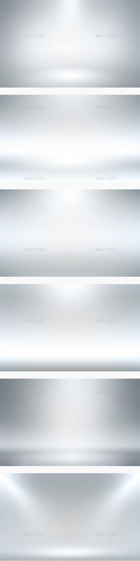 Infinite White Floor Spotlight Backgrounds - Backgrounds Graphics