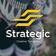 Strategic Planning Pitch Deck Google Slide Template - GraphicRiver Item for Sale