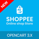 Shoppee OpenCart 3.X electronic Fashion shoes toys Theme - ThemeForest Item for Sale