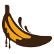 Choco Banana Logo Template - GraphicRiver Item for Sale
