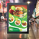 Restaurant Poster - GraphicRiver Item for Sale