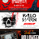 Halloween Party Facebook Cover - GraphicRiver Item for Sale
