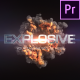 Quick Explosion Title - VideoHive Item for Sale