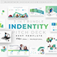 Identity Bundle Pitch Deck 3 in1 Google Slide Template - GraphicRiver Item for Sale
