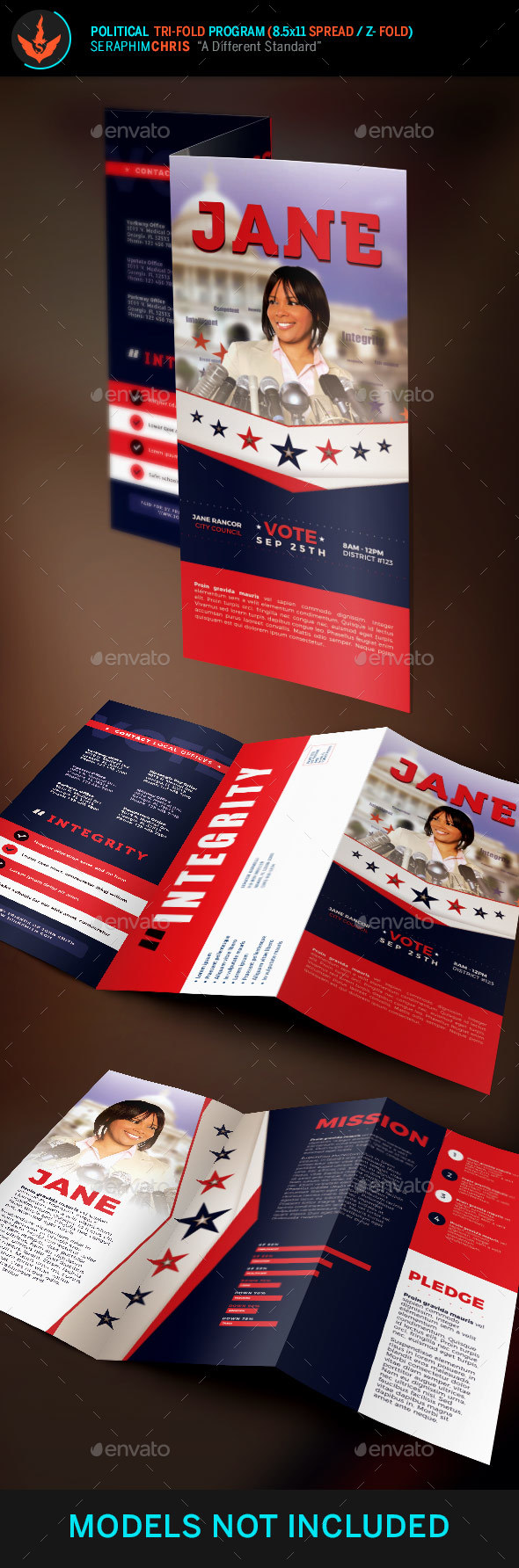brochure templates from graphicriver - Brochure Templates Envato