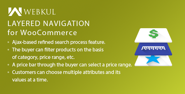 Layered Navigation Plugin for WooCommerce Free Download | Nulled