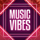 Music Vibes Flyer - GraphicRiver Item for Sale