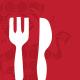 Restaurant Flat UI Application - GraphicRiver Item for Sale