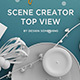 Christmas Top View Scene Creator - GraphicRiver Item for Sale