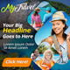 Travel and Hotel Banner Ads Template - GraphicRiver Item for Sale