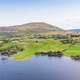 An Aerial View of Lough Nafooey in Ireland - PhotoDune Item for Sale