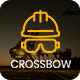 Crossbow - Construction PowerPoint Template - GraphicRiver Item for Sale