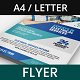 Electrician and Electrical Company Flyer - GraphicRiver Item for Sale