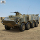 Type 96 Wheeled Armored Personnel Carrier