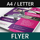 Dance Arts and Tutoring Flyer - GraphicRiver Item for Sale