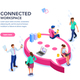 Wifi Concept Isometric Vector - GraphicRiver Item for Sale