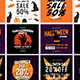 Halloween Instagram Post - GraphicRiver Item for Sale