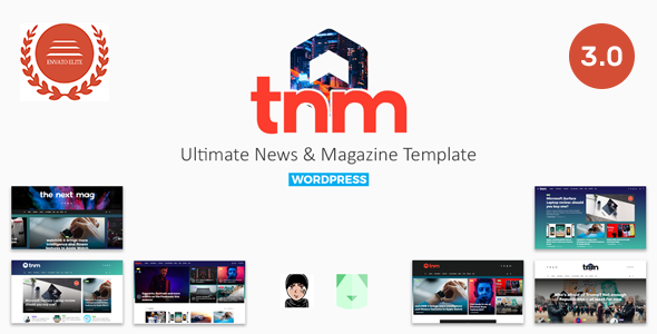 The Next Mag - Ultimate Magazine WordPress Theme Free Download | Nulled