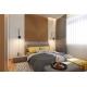 3D Illustration, Bedroom Interior Design Concept - GraphicRiver Item for Sale