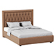 Bed Charlotte - 3DOcean Item for Sale