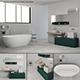 Bathroom furniture set La Fenice - 3DOcean Item for Sale