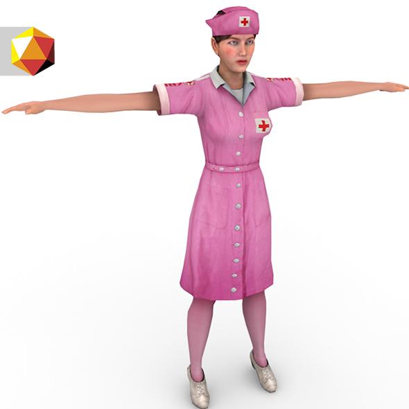 "Nurse ""Different forms"""