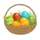 Easter Vector - GraphicRiver Item for Sale