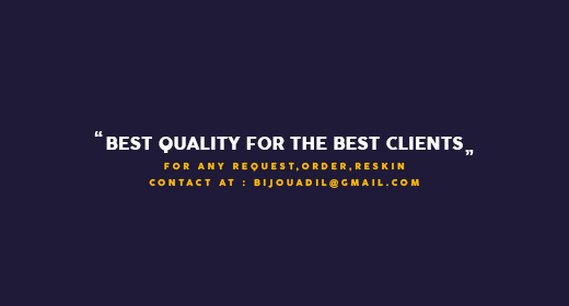 Best Quality For The Best Clients