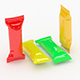 Collection Candy wrappers v1 - 3DOcean Item for Sale
