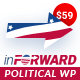 inForward - Political Campaign and Party WordPress Theme - ThemeForest Item for Sale