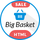 Big Basket | Multipurpose e-commerce HTML Template - ThemeForest Item for Sale