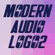 Modern Audio Logo2