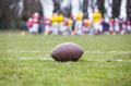 American football - ball - PhotoDune Item for Sale