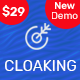 Cloaking - SEO & Digital Marketing Agency WordPress Theme - ThemeForest Item for Sale