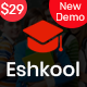 Eshkool Education - Education WordPress Theme - ThemeForest Item for Sale