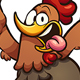Cartoon Chicken - GraphicRiver Item for Sale