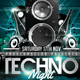 Techno Night - GraphicRiver Item for Sale