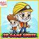 Gold Miner Old Man - 2D Game Character Sprites - GraphicRiver Item for Sale