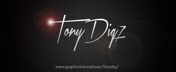 Graphicriver profilepage
