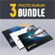 Photo Album Bundle-Graphicriver中文最全的素材分享平台