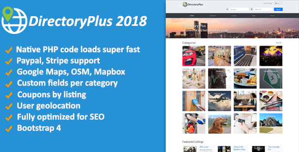 DirectoryPlus - Business Directory            Nulled