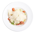 Cesar salad with chicken. - PhotoDune Item for Sale